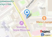 Компания «ЮПИТЕР» на карте
