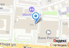 Компания «Министерство юстиции РФ» на карте