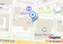 Компания «Федеральная служба исполнения наказаний РФ» на карте