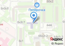 Компания «Детский сад №1712» на карте