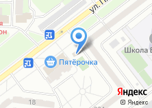 Компания «Магазин товаров для дома на ул. Плещеева» на карте