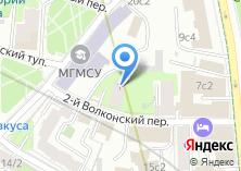 Компания «Форма» на карте