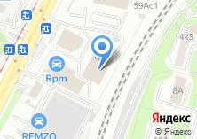 Компания «СИБИНТЕК» на карте