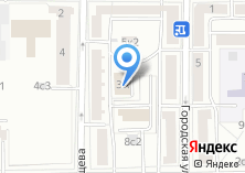 Компания «Изумруд» на карте