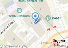 Компания «Kontramarka ru» на карте