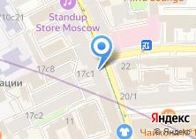 Компания «Roxy» на карте