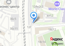 Компания «BikerideFriends» на карте