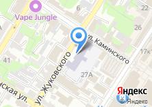 Компания «Средняя общеобразовательная школа №6 им. К.Д. Ушинского» на карте