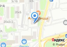 Компания «НТС-Сервис» на карте