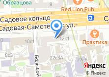 Компания «Taxcom» на карте