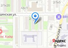 Компания «Siptrade.ru» на карте