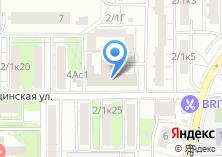 Компания «Эмитор» на карте