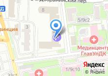 Компания «Bookingcar.su» на карте
