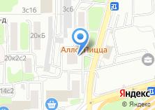 Компания «Компания по перегону автомобилей» на карте