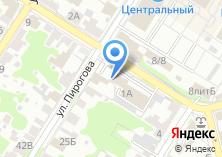 Компания «Тульская областная СДЮСШОР» на карте