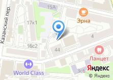 Компания «Часовщик.ру» на карте