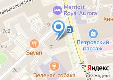 Компания «ЮБиПи» на карте