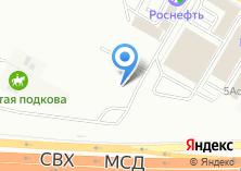 Компания «Hybrids.ru» на карте
