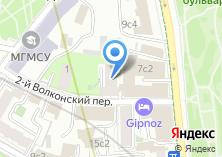 Компания «Янс-Аудит» на карте