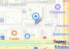 Компания «Аттик» на карте