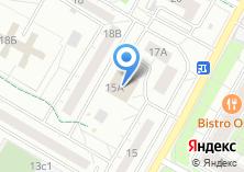 Компания «Театральная Студийная Мастерская» на карте