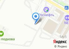 Компания «ОВ-СОФТ» на карте