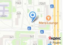 Компания «МиССа» на карте