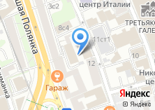 Компания «Петровка 38» на карте