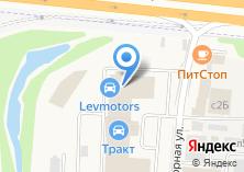 Компания «Стройвези» на карте