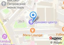 Компания «Tennisbrands.ru» на карте