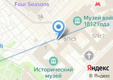 Компания «ШКОЛА КРАСОТЫ М.АРТ» на карте