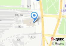 Компания «AVLcenter» на карте