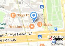 Компания «РусВиза» на карте