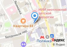 Компания «Инвестлеспром» на карте