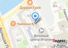 Компания «Event Travel» на карте