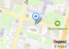 Компания «Коллегия адвокатов №25 г. Тулы» на карте