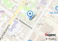 Компания «Сеть магазинов посуды для дома» на карте