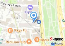 Компания «К2 банк» на карте