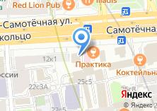 Компания «Сыр» на карте