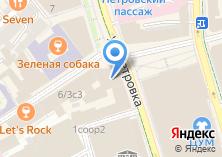 Компания «Школа вокала Николая Фокеева» на карте