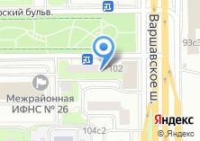 Компания «ТВ-СЕРВИС» на карте