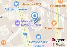 Компания «Арт-салон на Петровке» на карте