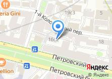 Компания «BBTouch» на карте