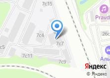 Компания «LUMENART» на карте