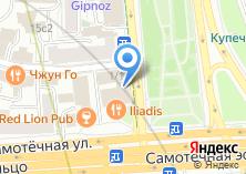 Компания «BurdaStyle» на карте