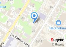 Компания «Магазин женской одежды на ул. Пирогова 22/1» на карте