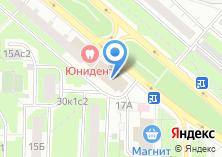 Компания «Fitness Pro» на карте