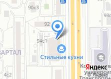 Компания «BT Moscow.ru» на карте