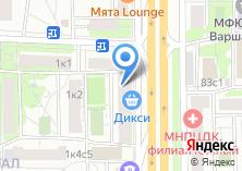Компания «МБО оргбанк» на карте