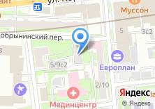 Компания «Квазар» на карте